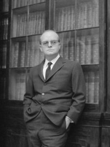 14th March 1966:  American novelist Truman Capote (1924 - 1984)  (Photo by John Downing/Express/Getty Images)