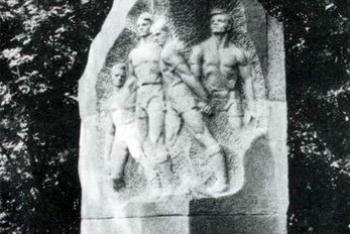 Start-monumento